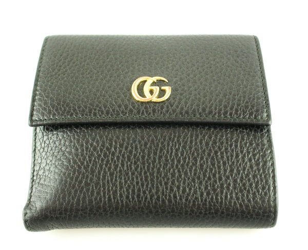 Gucci French Leather Flap Wallet RRP €390