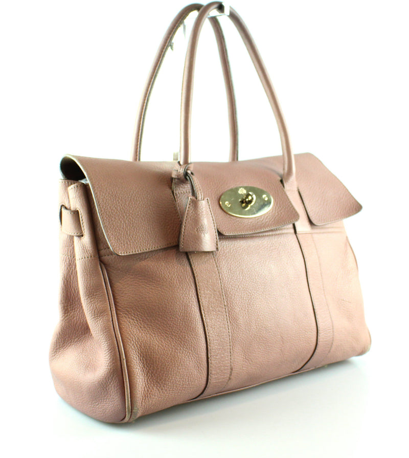 Mulberry Dusty Pink Bayswater GH RRP €1295