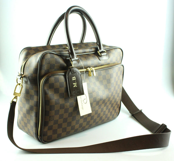6efc4f77 Louis Vuitton Icare Business Bag Damier Ebene AS4069
