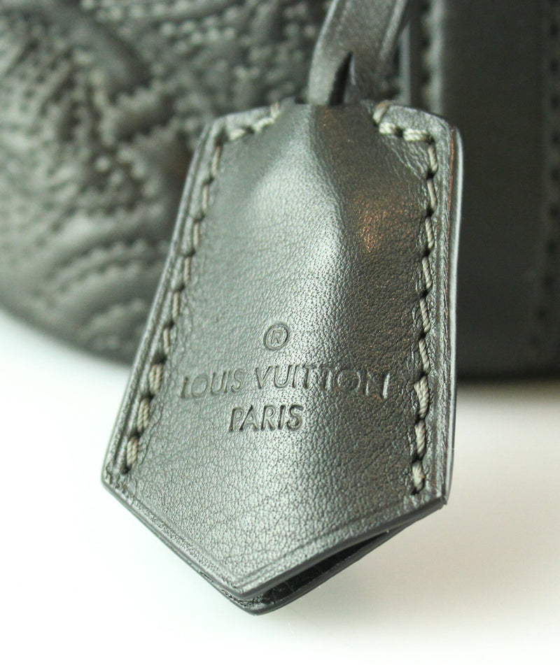 Louis Vuitton Grey  Monogram Anthela Ixia PM FO1111