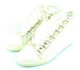 Balenciaga Arena High Tops All White 35/2