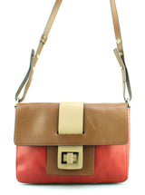 Anya Hindmarch Colour Block Gloria Satchel