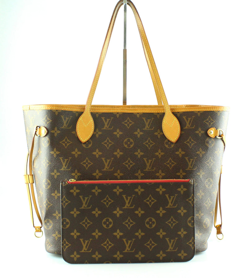 Louis Vuitton Monogram Neverfull MM With Pochette AR5125 RRP €990