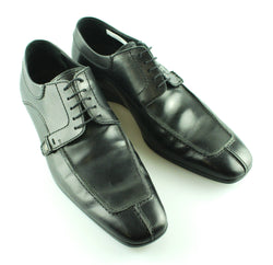 Louis Vuitton Men's Black Leather Formal Shoes UK 8