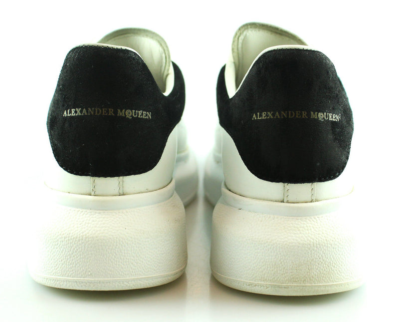 Alexander McQueen Oversized Runway Trainers Black/White EUR 36 UK 3