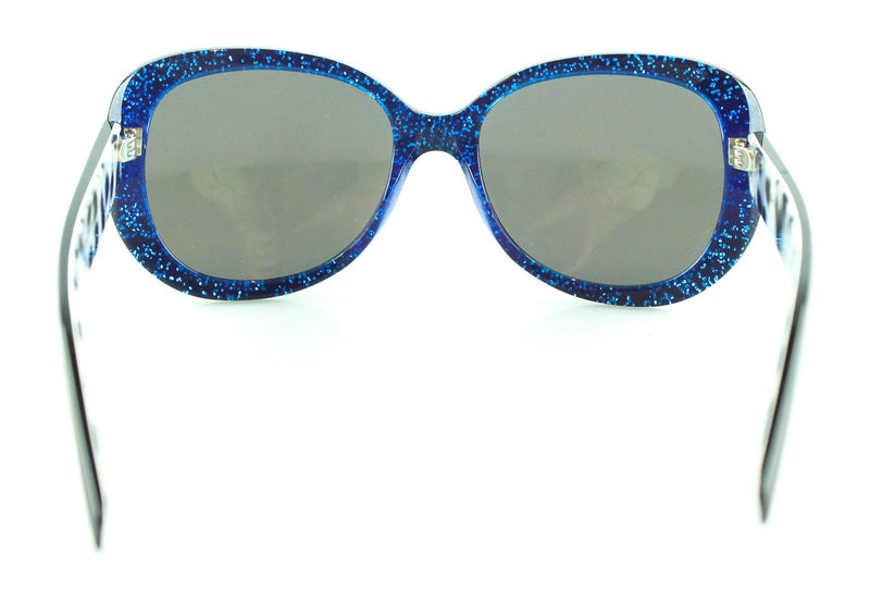 Marc Jacobs Glitter And Leopard Internal frame Sunglasses