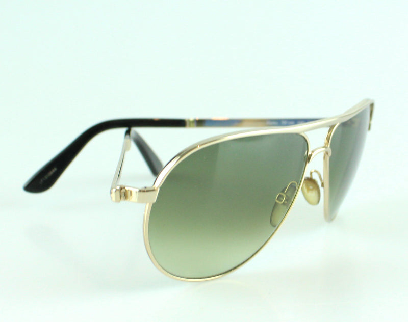 Tom Ford Marko TF144 Gold Aviator Sunglasses