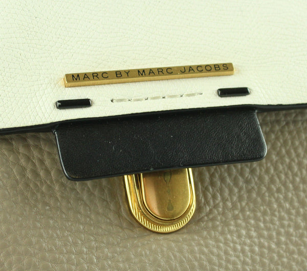 Marc By Marc Jacobs Sheltered Island Colourblock Tote (Missing Shoulder Strap)