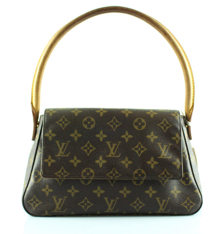Louis Vuitton Monogram Looping PM MI0073