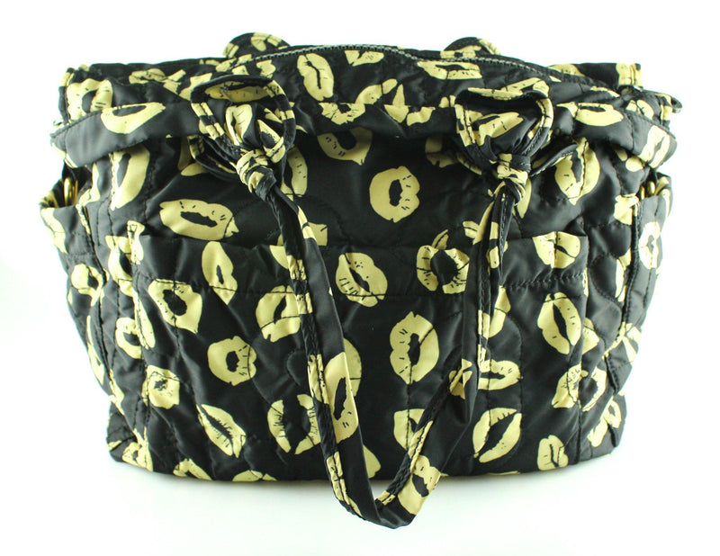 Marc Jacobs Baby Bag Nylon Gold Lips