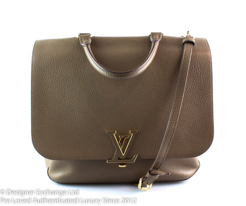 Louis Vuitton Volta Khaki Taurillon MI0185