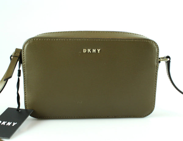 DKNY Sutton Camera Bag Dark Olive New GH