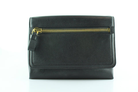 Tom Ford Jennifer Clutch Black GH