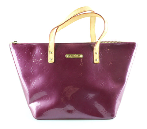 Louis Vuitton Vernis Violet Bellevue PM MI4097
