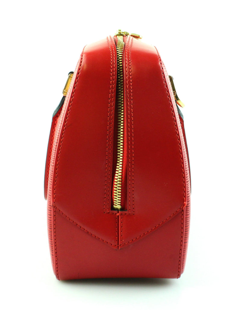 Louis Vuitton Rouge Epi Leather Pont Neuf TH0061