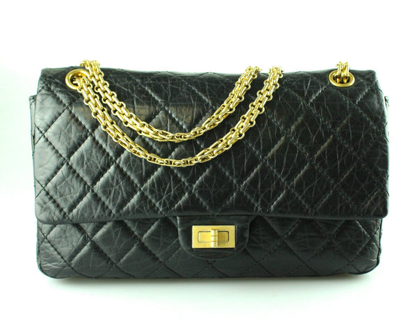 Chanel 2.55 Reissue Aged Calfskin 226 Large 2006/08 (RRP €5700)