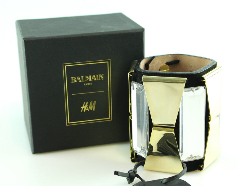 Balmain For H&M Large Cuff