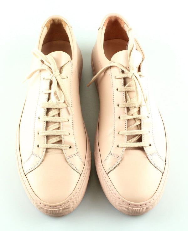 Common Projects Original Achilles Low Sneakers Pink EUR 43 UK 9