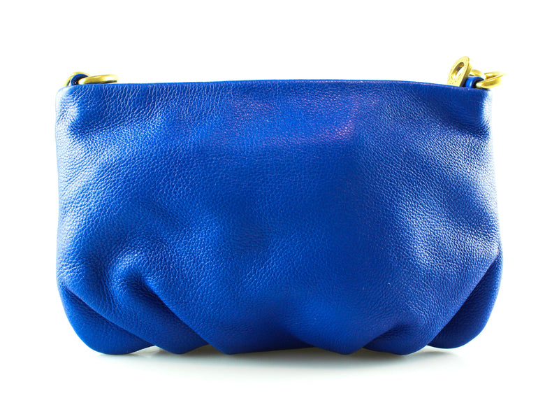 Marc By Marc Jacobs Electric Blue Q Percy Cross Body