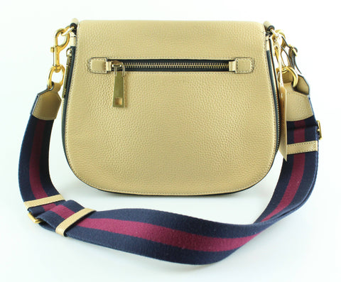 Marc Jacobs Recruit Saddle Bag Large Sand