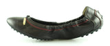 Tod's Dark Brown Ball Dee Driving Shoe EUR 39.5 / UK 6.5
