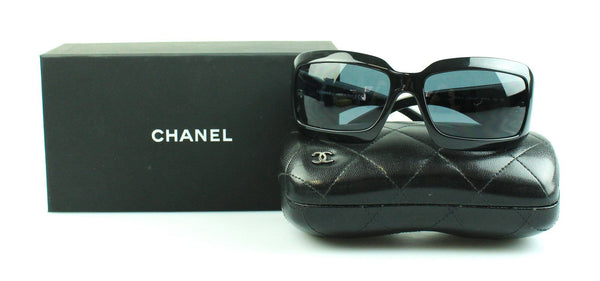 Chanel Mother Of Pearl CC Sunglasses 5076H