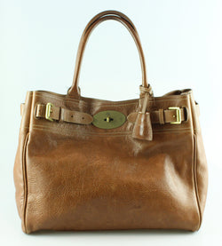 Mulberry Oak Vintage Bayswater Tote