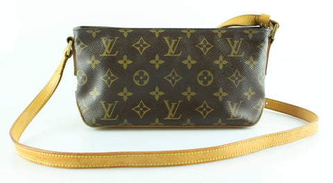 Louis Vuitton Monogram Trotteur Crossbody AR1016