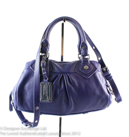 Marc By Marc Jacobs Classic Q Grovee Royal Blue