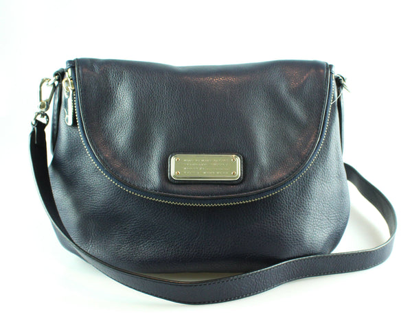 Marc By Marc Jacobs Large Natasha Deep Navy SH