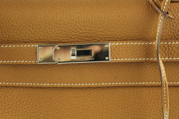 Hermes Gold Togo Kelly 35 Palladium Hardware 2007
