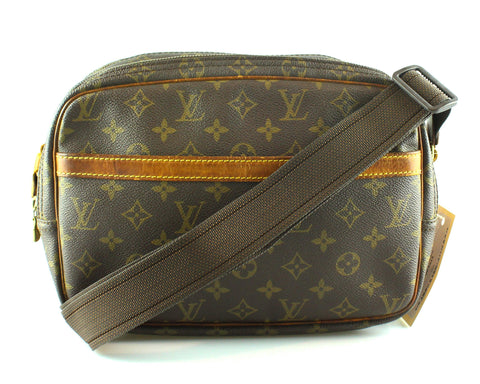 Louis Vuitton Vintage Monogram Reporter PM SP0965