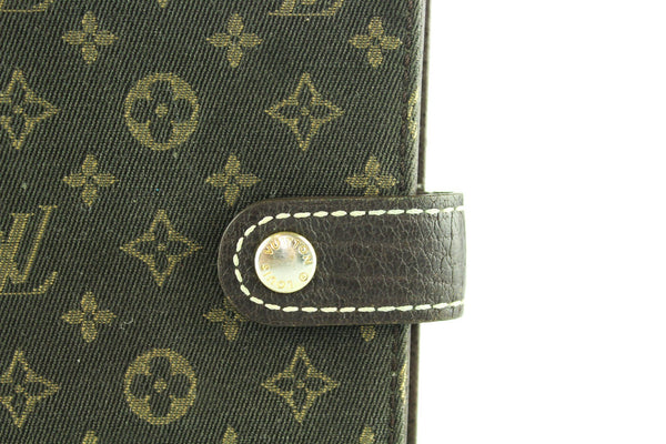 Louis Vuitton Monogram Idylle Agenda PM CA2057