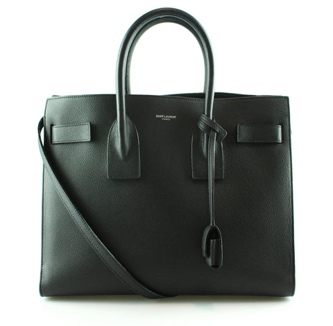 Saint Laurent Black Small Sac De Jour Black Hardware €2350