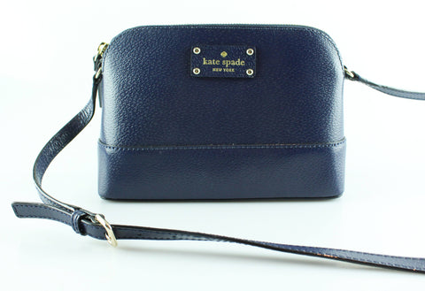 Kate Spade Wellesley Hanna Navy Crossbody