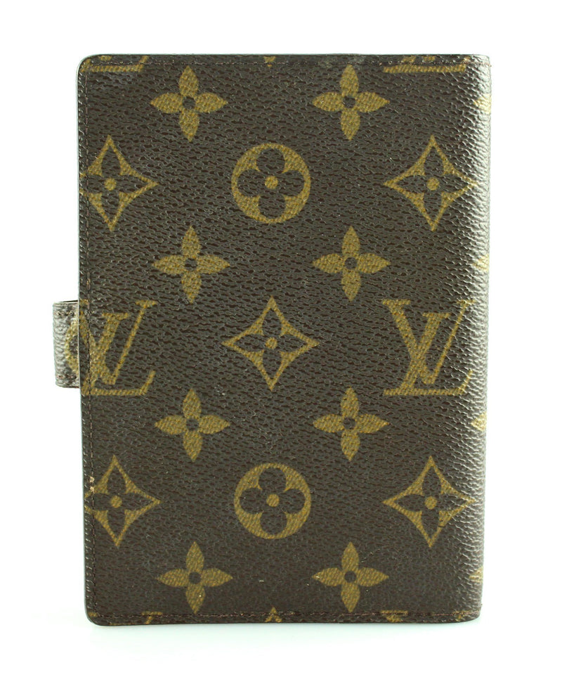 Louis Vuitton Monogram Agenda PM SP0011
