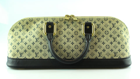 Louis Vuitton Mini Lin Alma Horizontal MI0091