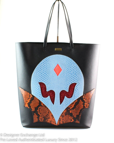 Stella McCartney Super Hero Black Tote