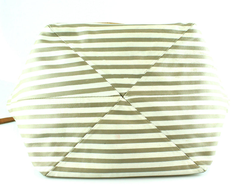 Pauric By Pauric Sweeney Striped Tote