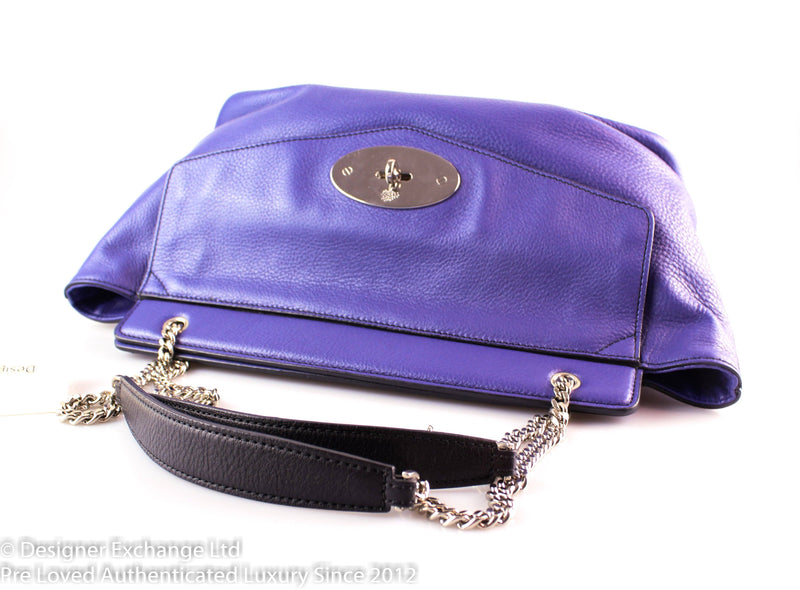 Mulberry Blenheim Indigo SH
