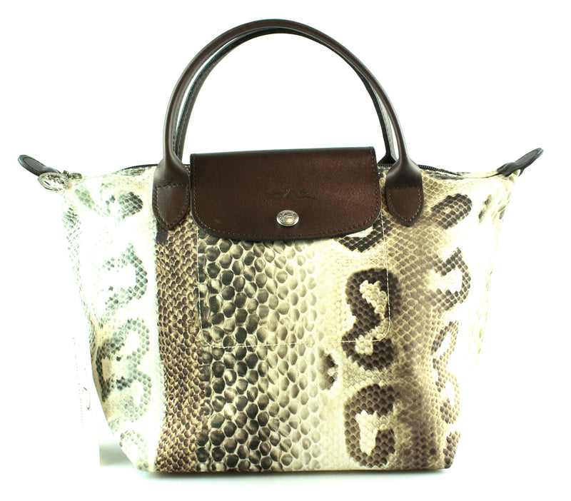 Longchamp Nylon Smale Print Small Le Pliage
