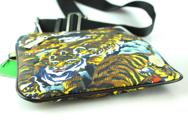 Kenzo Nylon Flying Tiger Print Crossbody