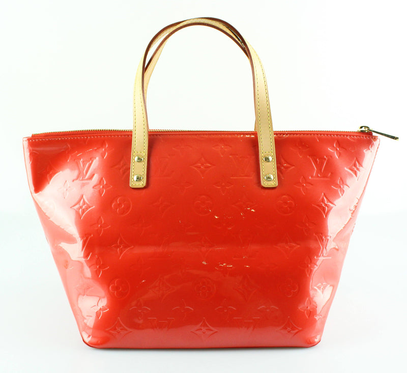 Louis Vuitton Orange Sunset Vernis Bellevue PM VI5028