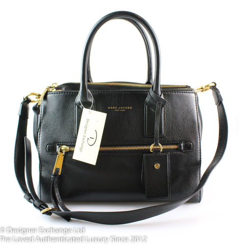 Marc Jacobs Recruit Tote Black East West
