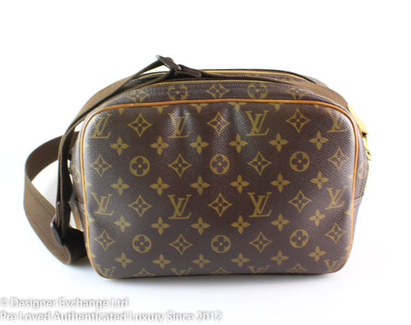 Louis Vuitton Monogram Reporter PM SP0074