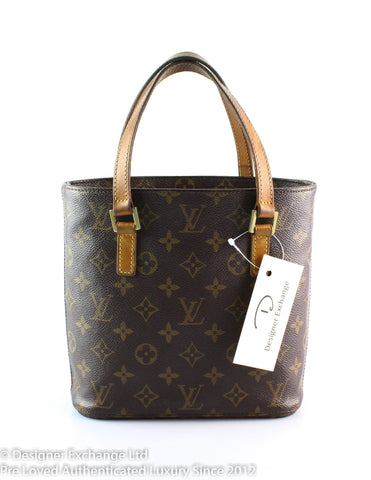 Louis Vuitton Vintage Monogram Vavin PM SR0033