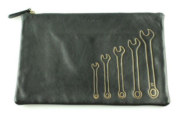 Coach Toolkit Spanner Feature Oversize Pouch