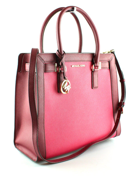 Michael Kors Dillon Tote Two Tone Pink/Purple