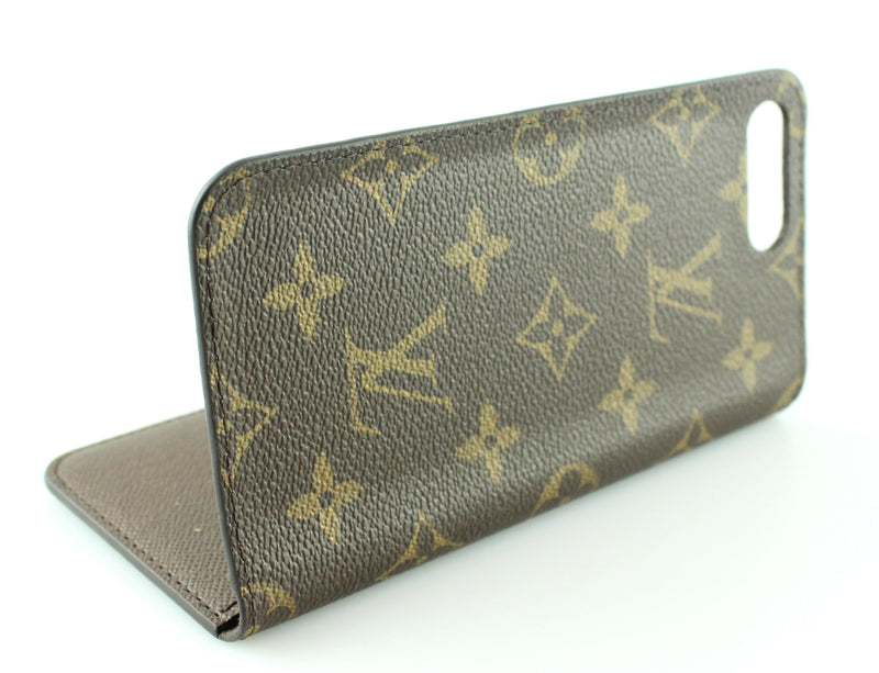 Louis Vuitton Monogram Iphone Case For 7 And 8 Plus