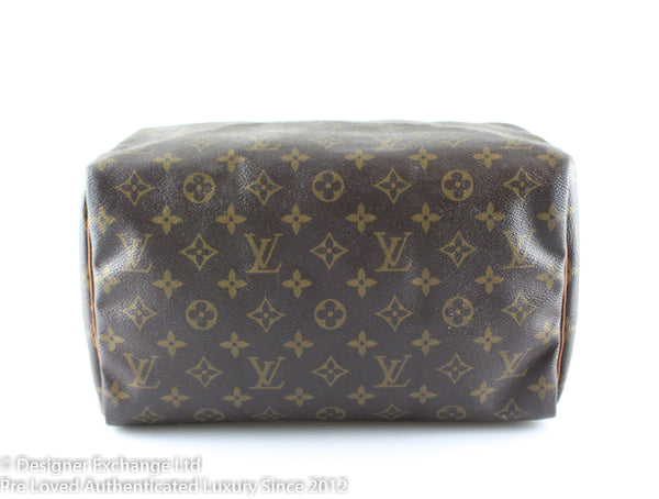 Louis Vuitton Vintage Speedy 30 Monogram SP0975